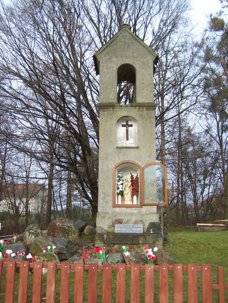 Podsumowanie projektu Warmińska kapliczka- symbol polskości