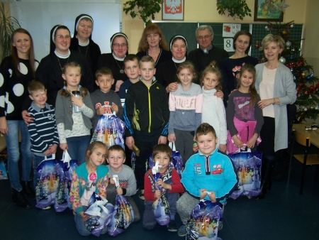 Rekolekcje adwentowe z siostrami zakonnymi ze zgromadzenia sióstr św. Katarzyn