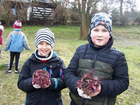Wiosenny ogród klas 0-II