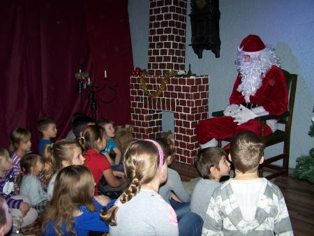 W Warmińskiej Krainie Świętego Mikołaja w Olsztynie