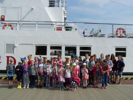 Wycieczka Gdynia - Hel dla uczniów kl. 0 - VI
