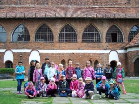 Wycieczka kl. 0 - III do Muzeum Warmii i Mazur w Olsztynie