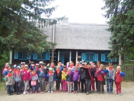 Wycieczka do Olsztynka