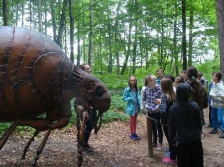 Wycieczka do parku rozrywki Makumba w Olsztynie