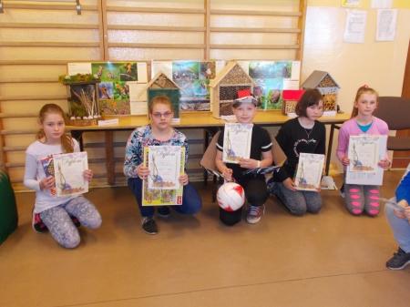 Szkolny konkurs na domek dla owadów